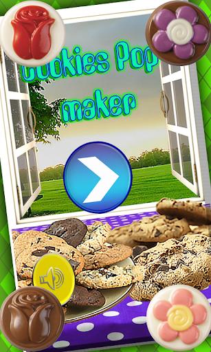Cookies Pop Maker