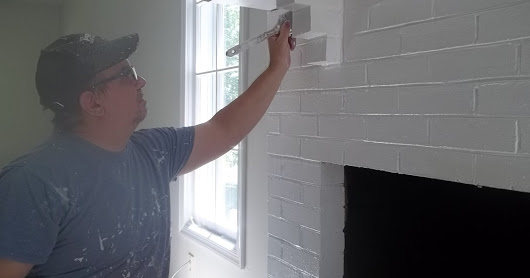 Interior Painting in Centreville Virginia