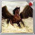 Dark Pegasus Wallpaper icon