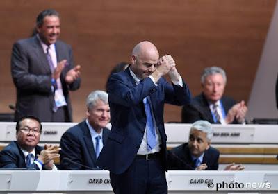 FIFA keert zijn kar omtrent aantal deelnemende landen op WK 2022