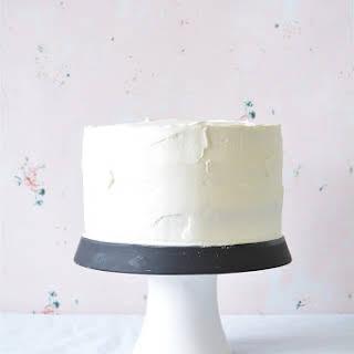 White Vanilla Cake No Butter Recipes.