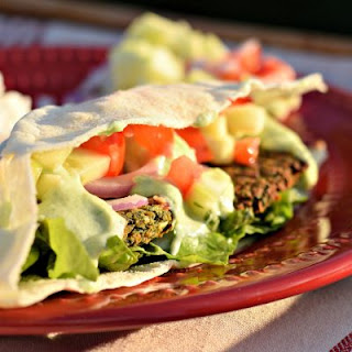 Falafel White Sauce Recipes