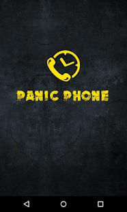 PanicPhone - náhled