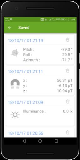 Sensor Toolbox  screenshots 7