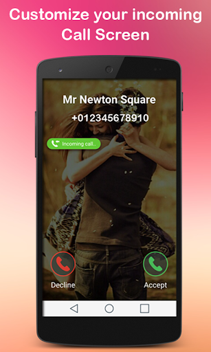 Call Screen OS9 – Phone 6S