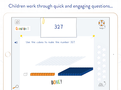 DoodleMaths Screenshot