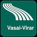 Mapa de Vasai-Virar offline icon