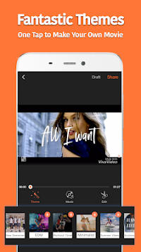 VivaVideo - Free Video Editor APK screenshot thumbnail 1