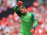 Dillon Phillips ging zwaar in de fout voor Charlton tegen Sunderland