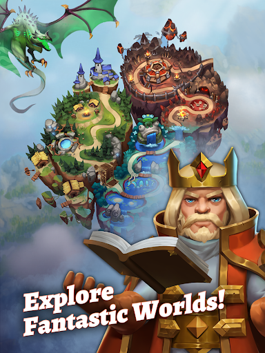 Dragon Strike: Puzzle RPG apktram screenshots 16