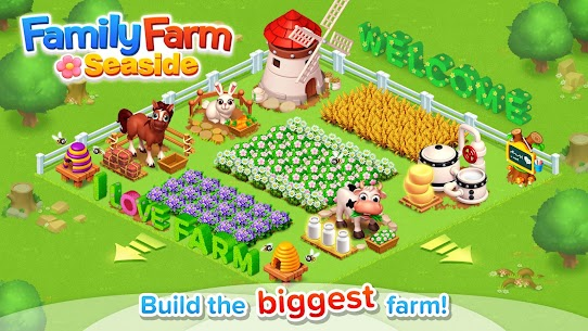 Family Farm Seaside MOD APK (Unlimited Money) 1