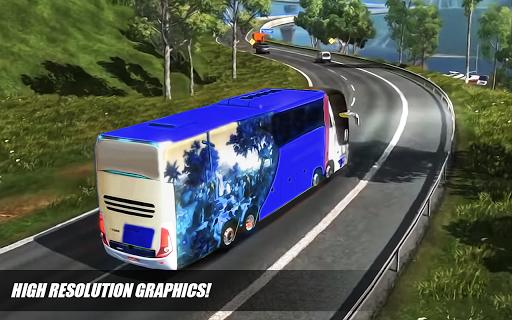 Coach Driver Hill Bus Simulator 3D 1.0 screenshots 3