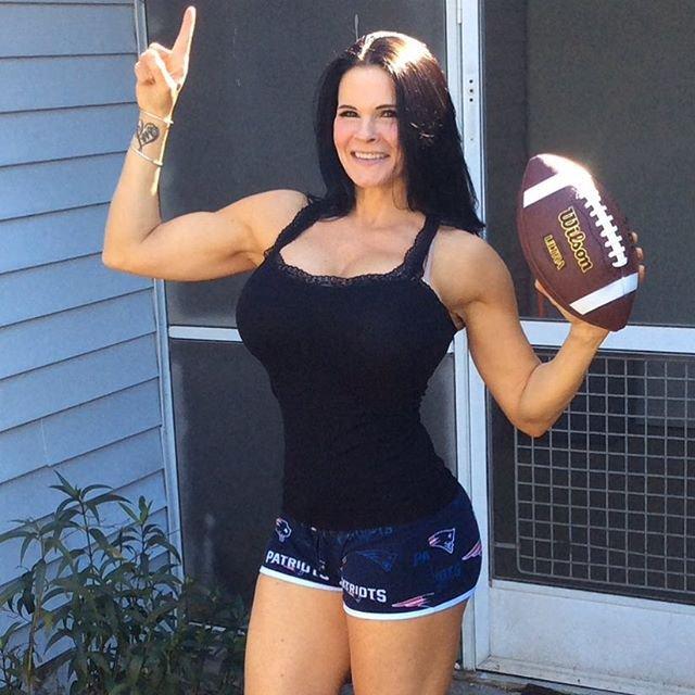 Kimberly Jaffar-Merlin | 50 Plus Fitness Influencers