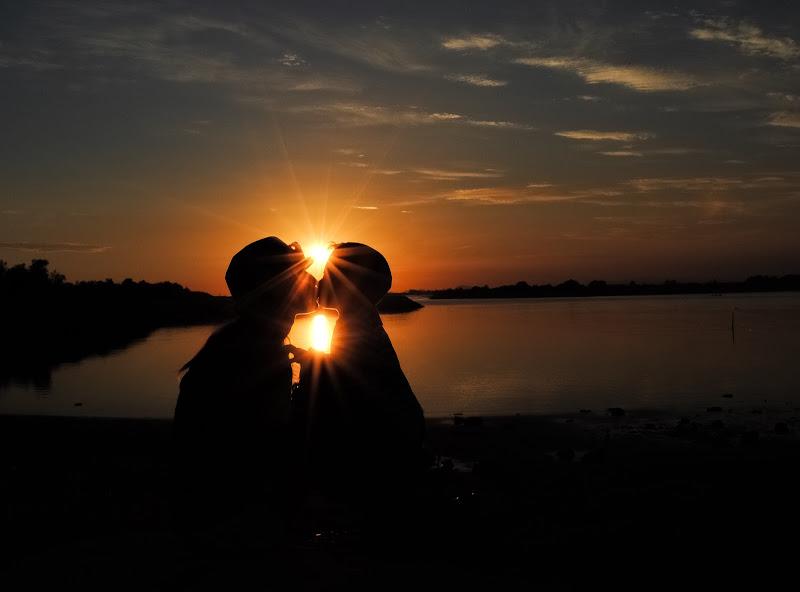 Due cuori e un tramonto  di laura_bazzy_bazzan