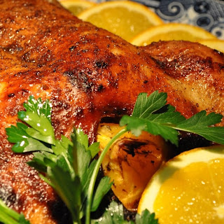 Betsy'S No Garlic Orange Duck Recipe