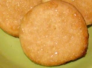 Lemony Lemon Cookies