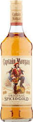 Captain Morgan Original Spiced Gold Rum - 700ml