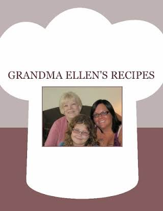 GRANDMA ELLEN'S RECIPES