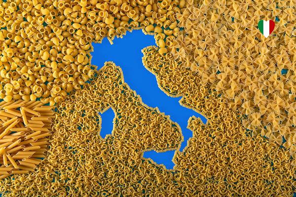 Italia: un mondo di pasta di renzodid