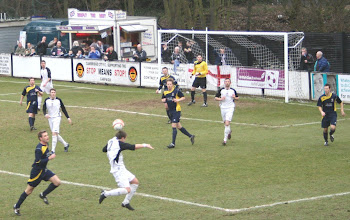 Photo: 22/02/09 St Ives Town v Marske Utd (FAV5) 0-3 (at Cambridge City FC) - contributed by Martin Wray