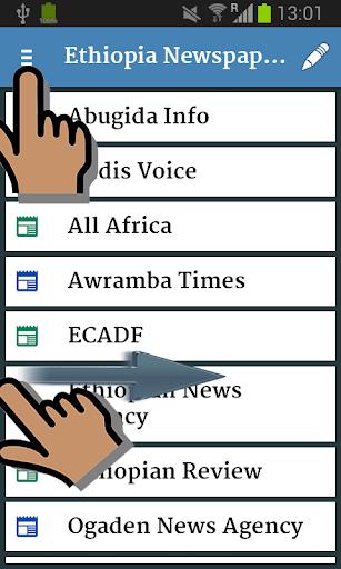 Ethiopia Newspapers