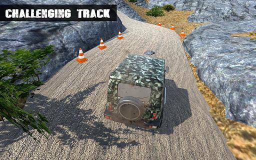 Télécharger Gratuit Off-road Army Jeep apk mod screenshots 5
