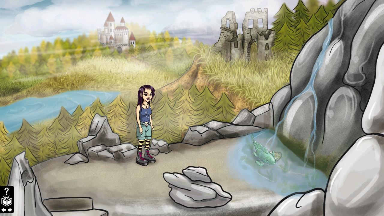 Alice: Reformatory for Witches- screenshot