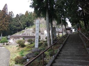 神社奥に本法寺
