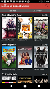 Nov 14, · Watch & play smarter with the Redbox app. Reserve movies & games for pickup at your favorite Redbox location or watch movies & TV shows right now with Redbox On Demand. Watch movie trailers and search movies by name, release date and genre/5(K).
