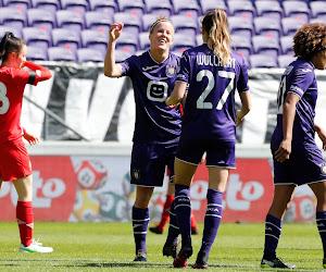 Anderlecht corrige le Standard lors du Clasico
