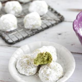 Avocado Mexican Wedding Cookies Recipe
