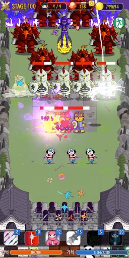 NINJA SHURIKEN - Legend Defense screenshot 7