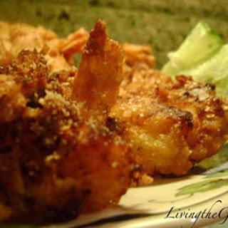 Fried Coconut Shrimp!!!.