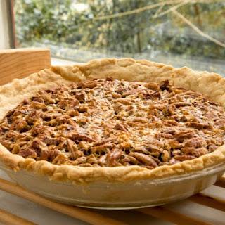 Ann Lander's Pecan Pie