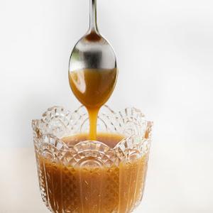 5 Minute Butterscotch Sauce