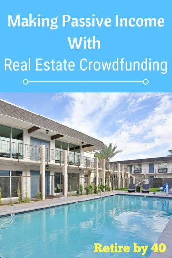 Making Passive Income with Real Estate Crowdfunding RealtyShares