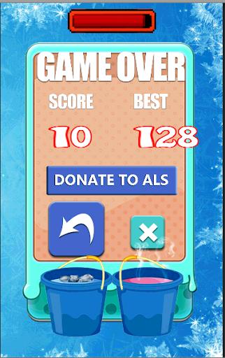Ice bucket challenge game screenshot 5