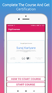DigiCourses - Free Online Courses With Google for PC-Windows 7,8,10 and Mac apk screenshot 2