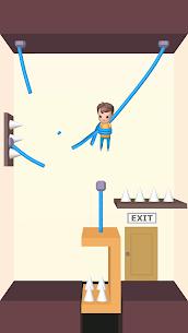 Rescue Cut – Rope Puzzle MOD (Unlimited Hints) 2