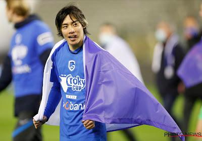 Déterminant lors de la finale de la Coupe, Junya Ito dévoile le prochain objectif de Genk