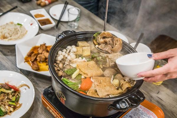 40年老店插旗台北,超美味無騷羊肉爐,不吃羊的朋友也愛上!福昌羊肉-台北信義店