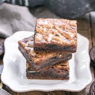 Chocolate Oreo Gooey Bars Recipe
