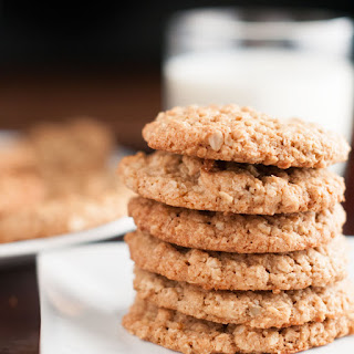 Easy Homemade Quaker Oats Oatmeal Cookies