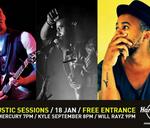 Acoustic Sessions : Hard Rock Cafe Johannesburg
