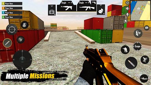 Survival Squad: New Offline FPS Shooter Games 2020  captures d'écran 1