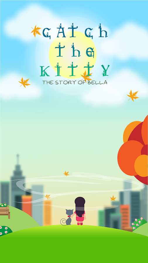 Catch The Kitty-Story of Bella- screenshot
