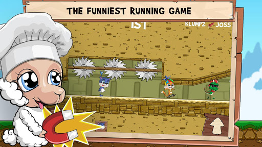 Fun Run 2 - Multiplayer Race 4.6 screenshots 4