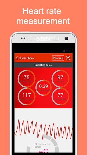 iCare Health Monitor Pro screenshot