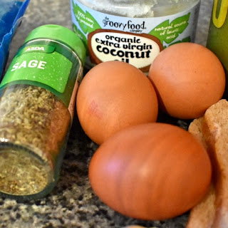 Egg Scramble Turmeric Recipes.