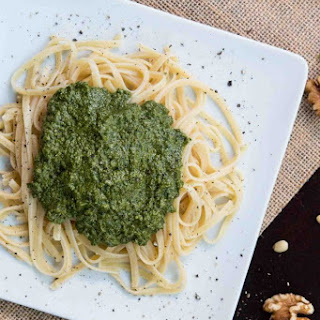 Simply Pesto! (Vegan).